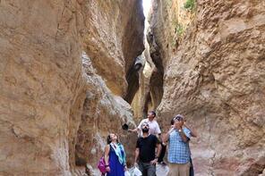 Elazığ'daki kanyonları fotoğrafçılar çok sevdi