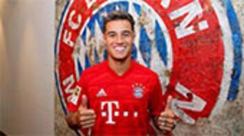 Coutinho kiralık olarak Bayern Münihte