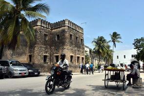 Afrika'nın cennet köşesi Zanzibar