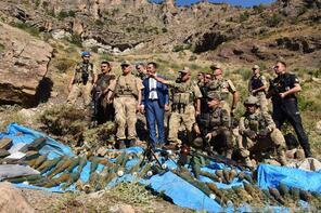 Terör örgütü PKK'ya 'Kıran' darbesi! Hepsi ele geçirildi