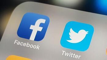 Twitter ve Facebook'tan Hong Kong operasyonu: Yüzlerce hesap kapatıldı