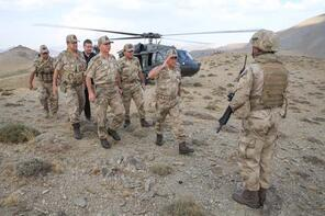 Jandarma Genel Komutanı'ndan 'Kıran Operasyonu' açıklaması