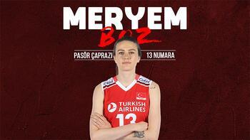 Meryem Boz: Her maç final niteliğinde