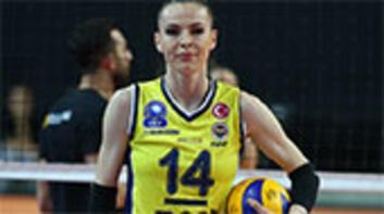 Fenerbahçe Opet, Eda Erdemin sözleşmesini uzattı