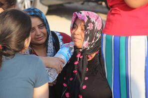 Annesinin feryadı yürekleri dağladı! 'Ali Ekber duy sesimi'