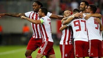 Olympiakos Devler ligi kapısını araladı!
