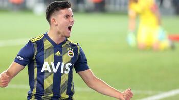 Fenerbahçe'de gözler Ferdi Kadıoğlu'nda!