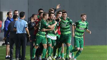 Bursaspor evinde galibiyete hasret