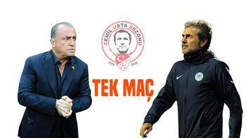 Kocaman, TEK MAÇ'ta G.Saray'ı yenebilecek mi? Konyaspor'un iddaa oranı...