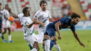 Antalyaspor - Yukatel Denizlispor: 0-2
