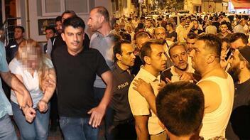 Bursa'da gergin gece! Milletvekili ve emniyet müdürü sakinleştirdi
