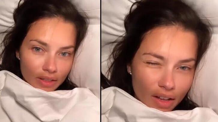 Adriana Lima'nın isyanı: Çığlık atmak istiyorum!