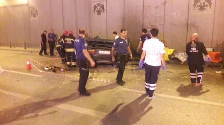 Konya'da feci kaza: Çok sayıda kişi hayatını kaybetti