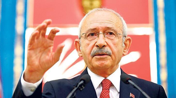 CHP liderine 'Kaşıkçı' fezlekesi