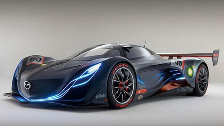 Geleceğin arabaları böyle olacak