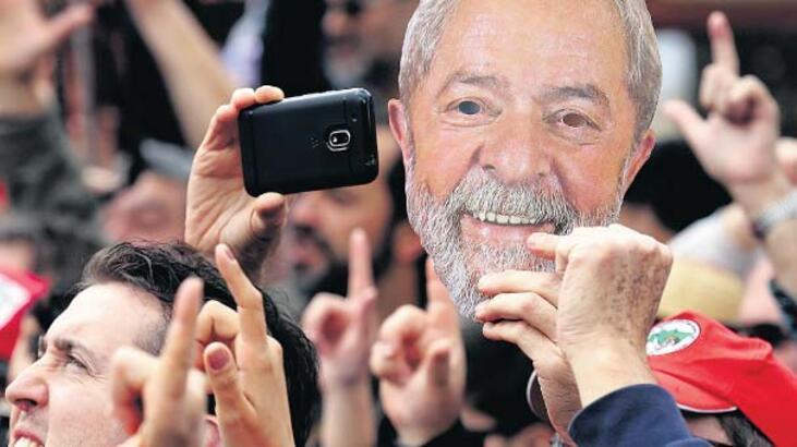 Lula adaylıktan çekildi
