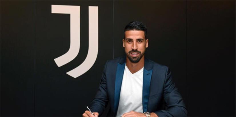 Juventus, Khedira'nın sözleşmesini uzattı