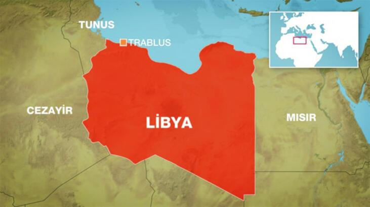 Son dakika... Libya'da şiddetli çatışmalar! Havalimanına roket atıldı...