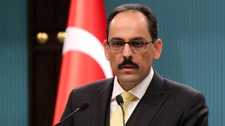 İbrahim Kalın'dan İdlib açıklaması: Bütün yükü Türkiye'nin üzerine yıkmak, ne adildir ne de doğru