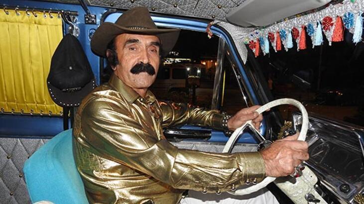 """""""Çorum'un kovboyu""""nun hayali Teksas'ı görmek"""