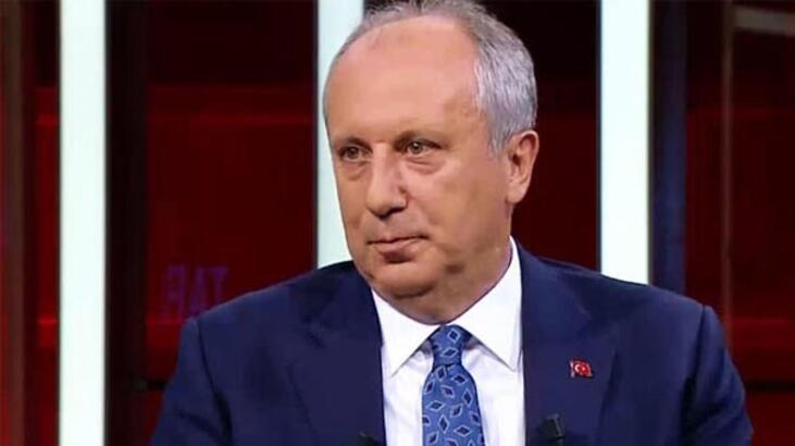 """İnce'den """"Kılıçdaroğlu'na rakip olmadım"""" açıklaması"""