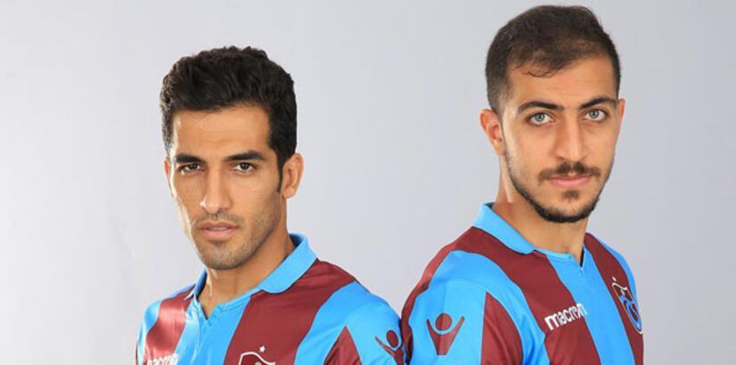 Trabzonspor'un Pers kaplanları...