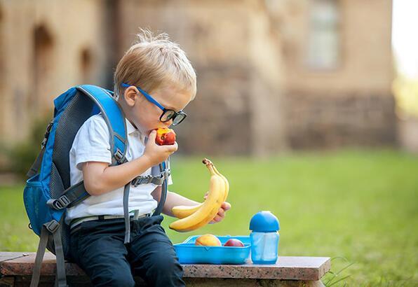 Okul çağındaki çocuklar için 5 sağlıklı beslenme önerisi