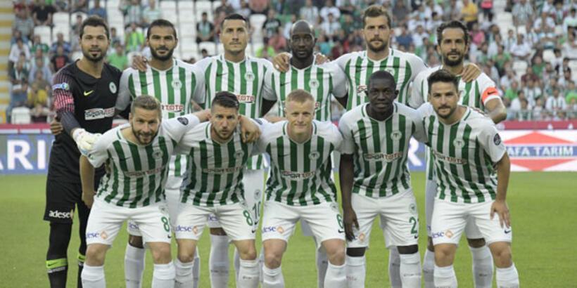 Konya'dan son 6 sezonun en iyi lig başlangıcı