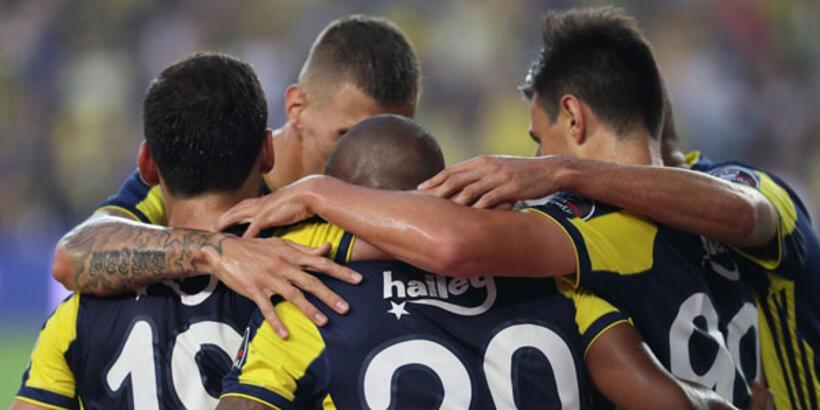 Fenerbahçe'nin Avrupa Ligi kadrosu belli oldu