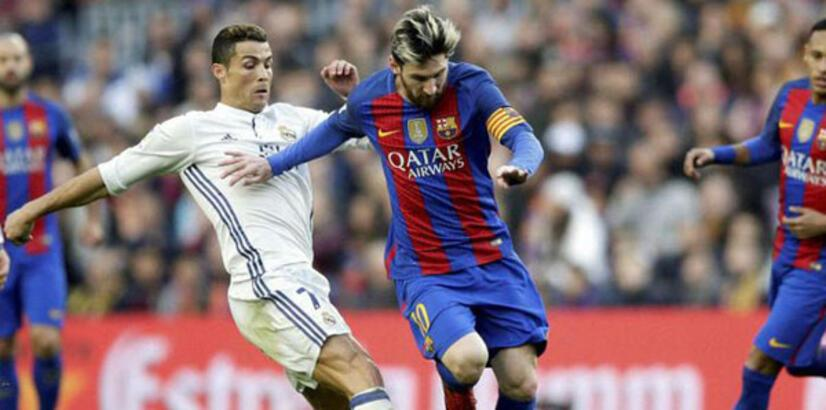 Messi: Ronaldo gitti, Real Madrid zayıfladı