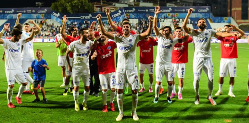 Kasımpaşa - Ankaragücü: 2-1