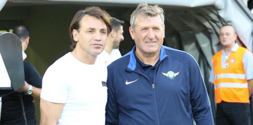 """Safet Susic: """"Maçı 2-1 bile kazanabilirdik"""""""