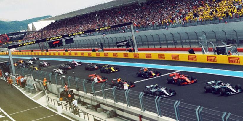 İşte Formula 1'de 2019 sezonu takvimi