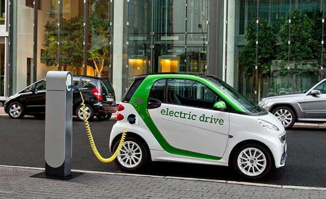 Avrupa'daki elektrikli araç sayısı 1 milyonu aştı