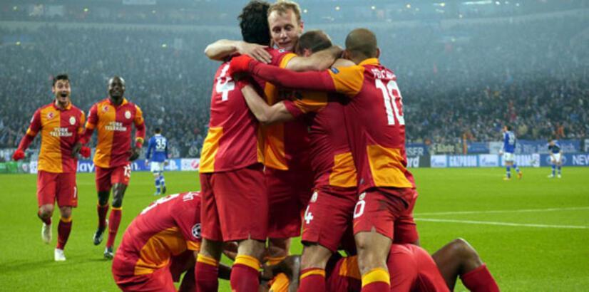 Schalke 04'ten Galatasaray paylaşımı!