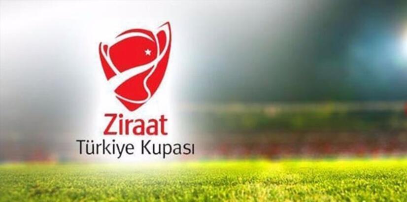 Ziraat Türkiye Kupası'nda 1. tur başladı!