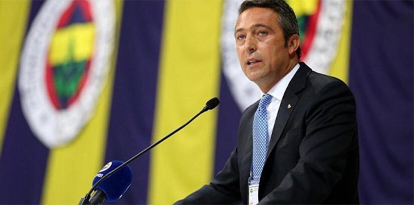 Ali Koç'tan milli sporculara tebrik
