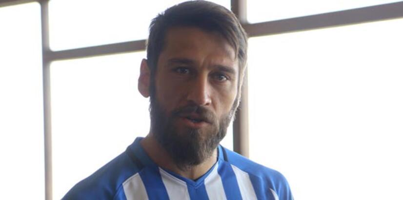 """Egemen Korkmaz: """"Hedefimiz Süper Lig'de kalıcı olabilmek"""""""
