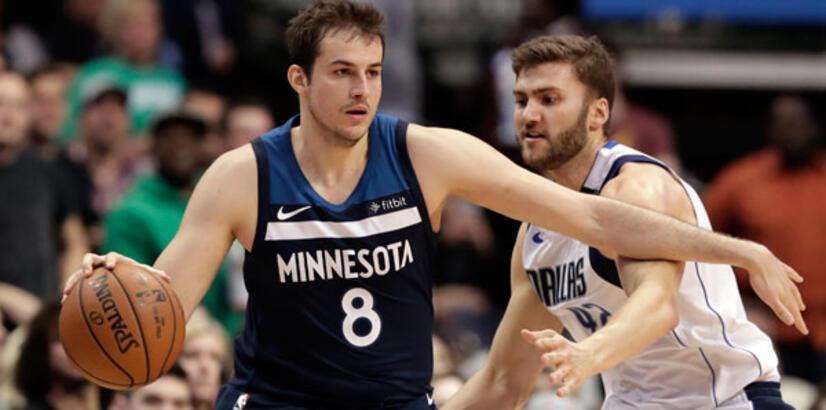 Nemanja Bjelica NBA'de kaldı