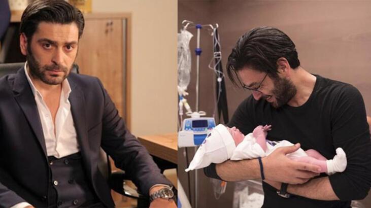 Ozan Akbaba'nın bebek mutluluğu: Hoş geldin oğlum