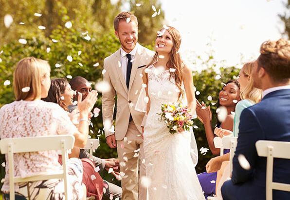 Düğün gününde formda görünmenin 5 yolu