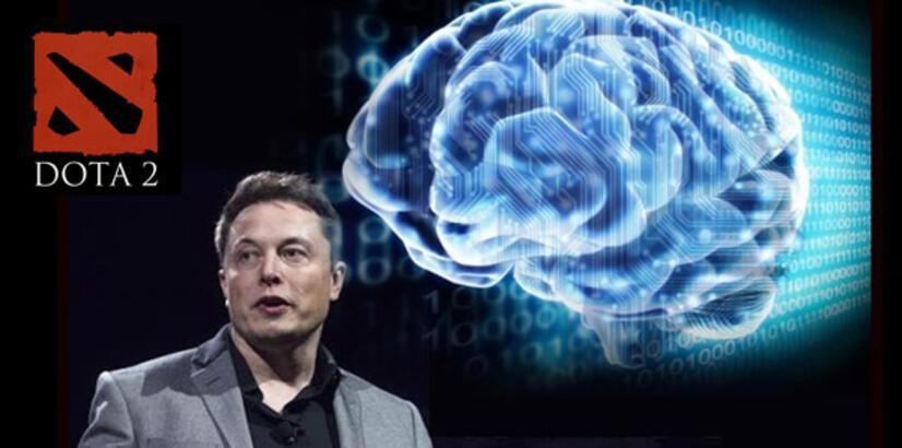 Elon Musk'ın Dota 2 macerası