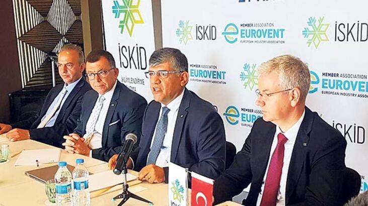 'Eurovent'e ilk kez Türk başkan