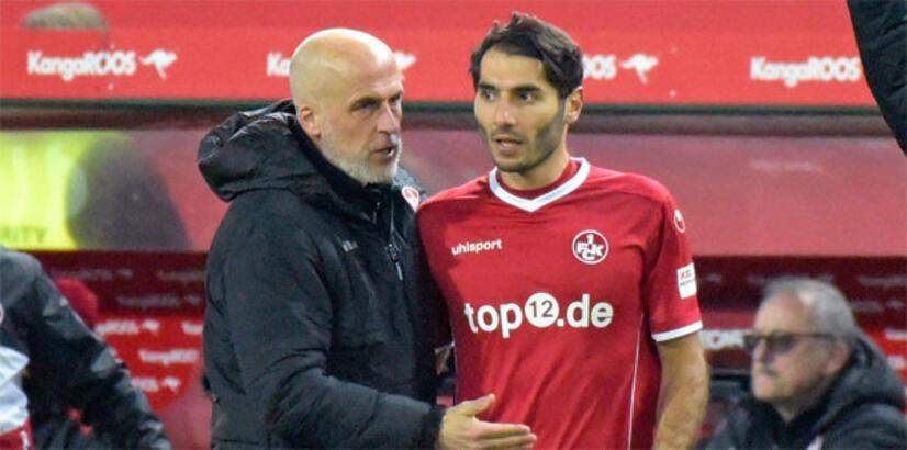 Halil Altıntop futbolu bıraktığını açıkladı
