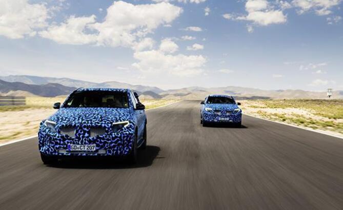 Tasarımı ile dikkat çeken otomobil: Mercedes-Benz EQC