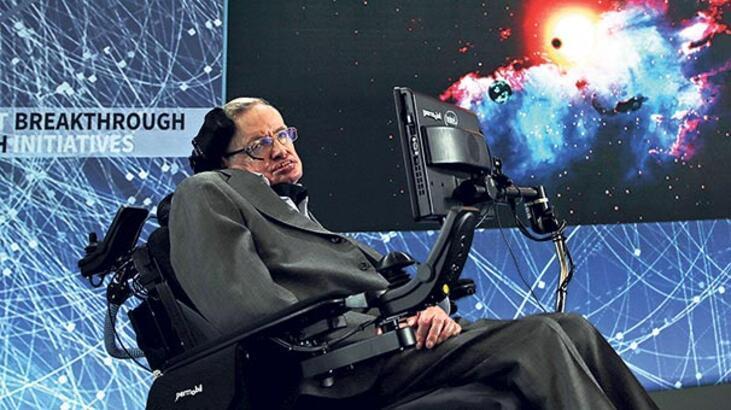 Hawking artık ölümsüz