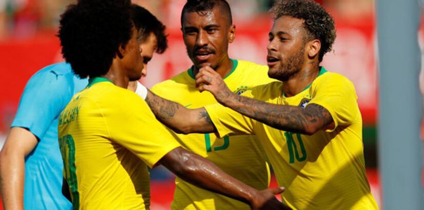 Dünya Kupası'nın unvanları Brezilya'da