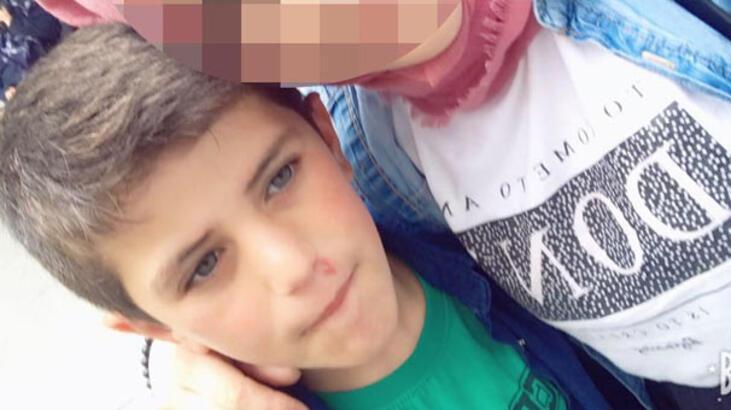 11 yaşındaki çocuk feci şekilde can verdi!