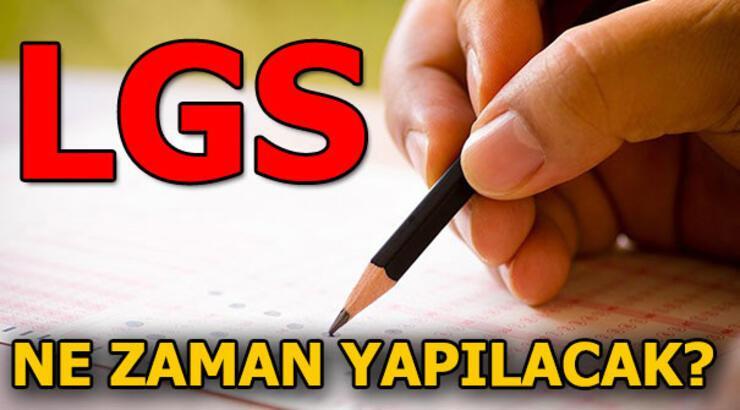 LGS ne zaman? Liseye geçiş sınavı 2018 tarihi...