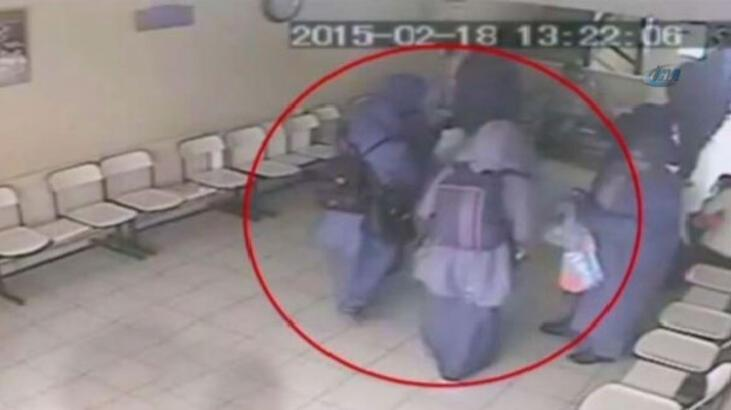 IŞİD'e katılan 3 kızın görüntüleri ortaya çıktı